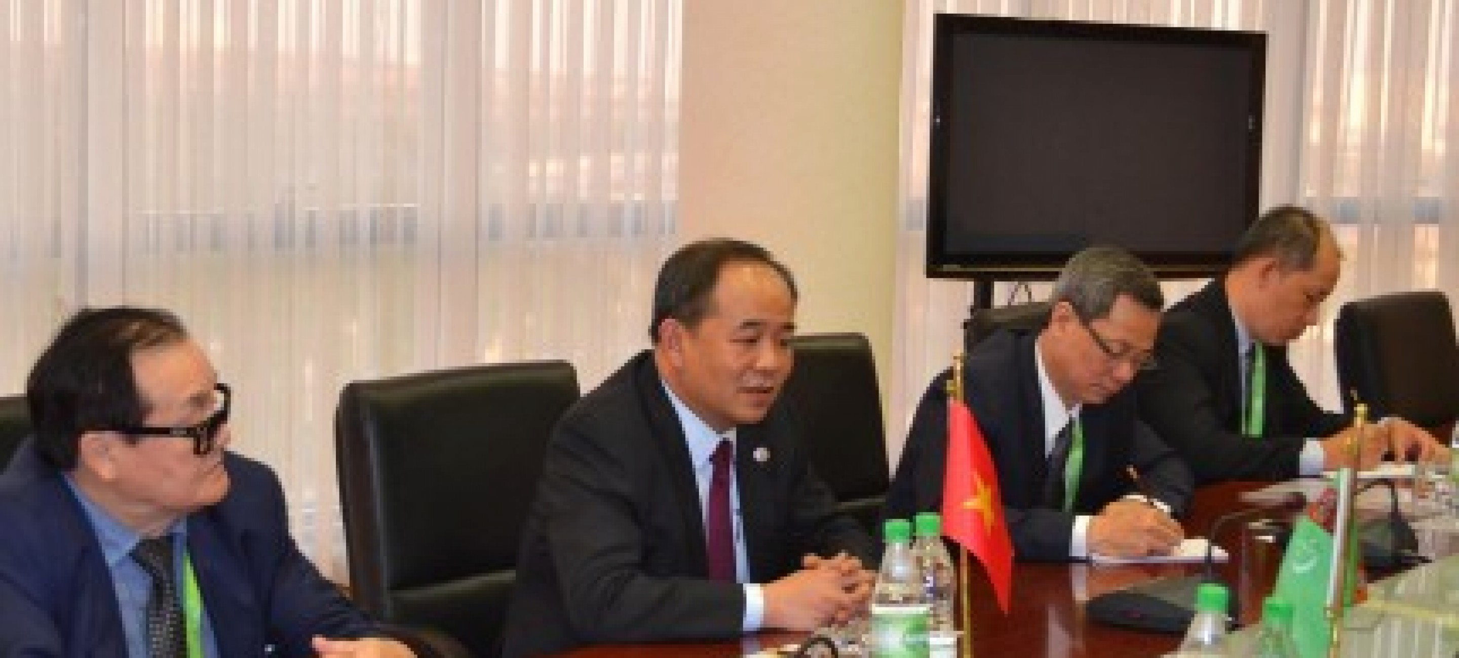 TURKMENISTAN AND THE SOCIALIST REPUBLIC OF VIETNAM DISCUSSED EXPANSION OF COOPERATION