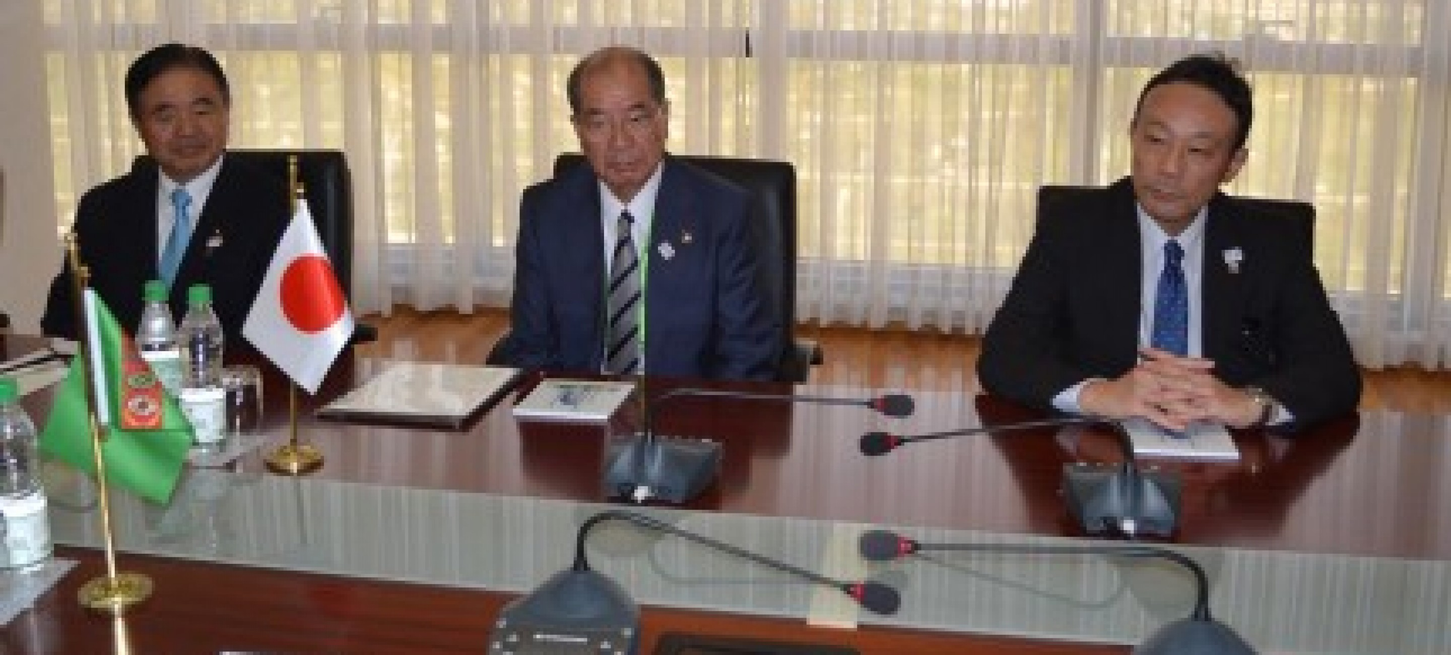 TURKMENISTAN AND JAPAN DISCUSSED ISSUES OF COOPERATION IN THE SPHERE OF SPORTS