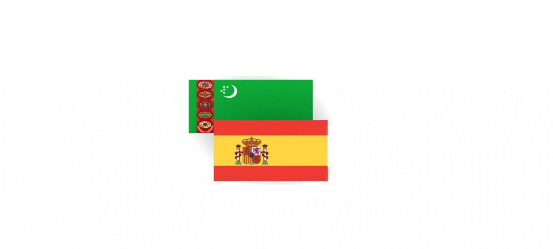 TURKMEN DELEGATION ARRIVED IN MADRID, KINGDOM OF SPAIN ON A WORKING VISIT