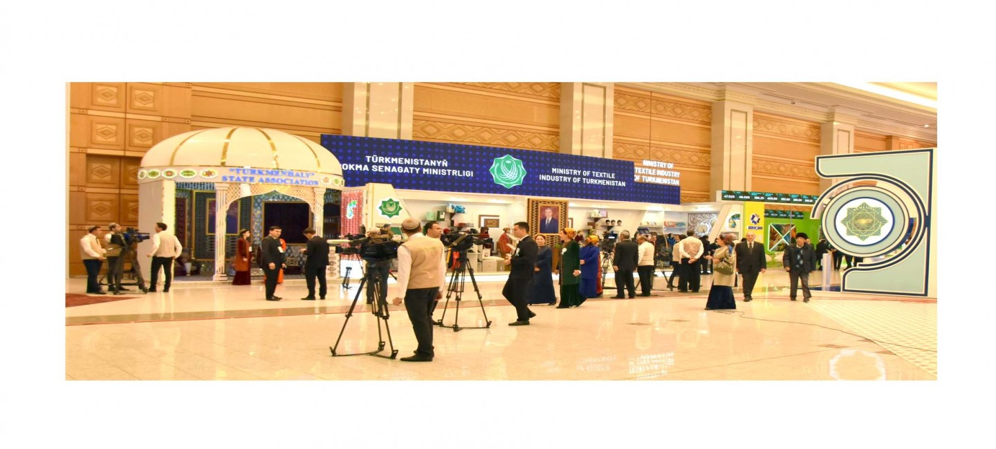 TURKMENISTAN EXPANDS THE INTERNATIONAL COOPERATION THROUGH THE ENVIRONMENTAL DIPLOMACY