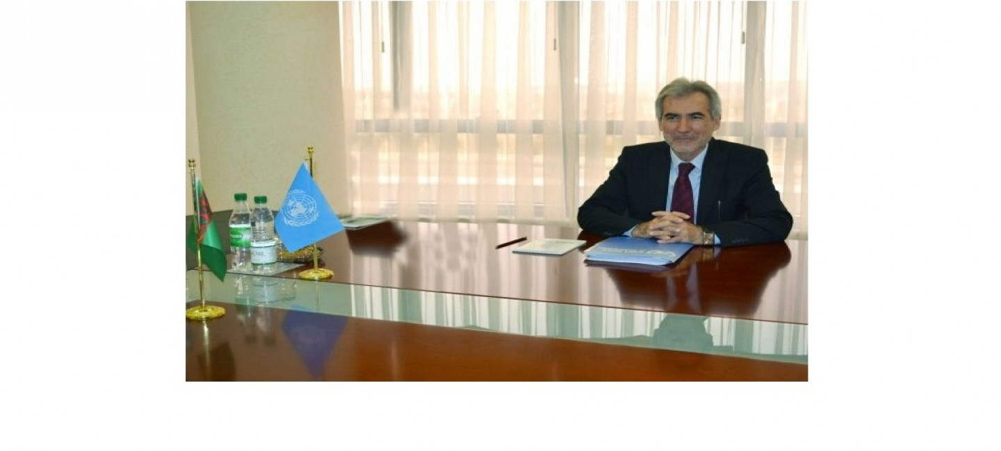NEW PHASES OF COOPERATION BETWEEN TURKMENISTAN AND UNESCO WERE DISCUSSED