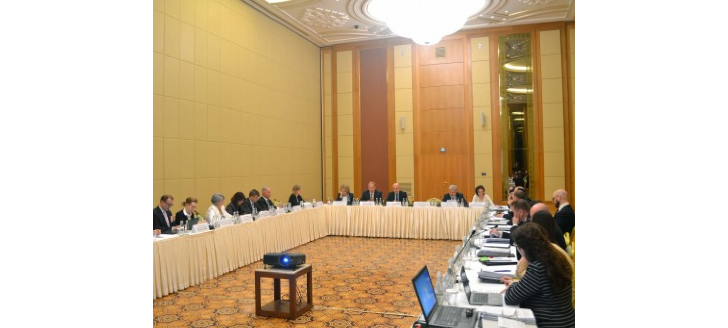 REGIONAL MEETING OF THE HEADS OF FIELD OFFICES IN CENTRAL ASIA