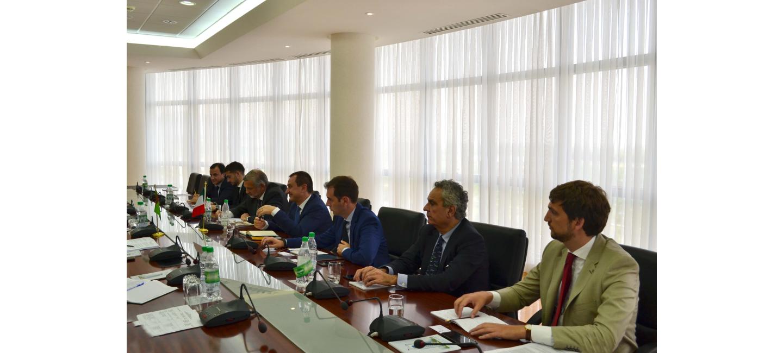 В МИД Туркменистана были обсуждены приоритетные направления туркмено-итальянского сотрудничества