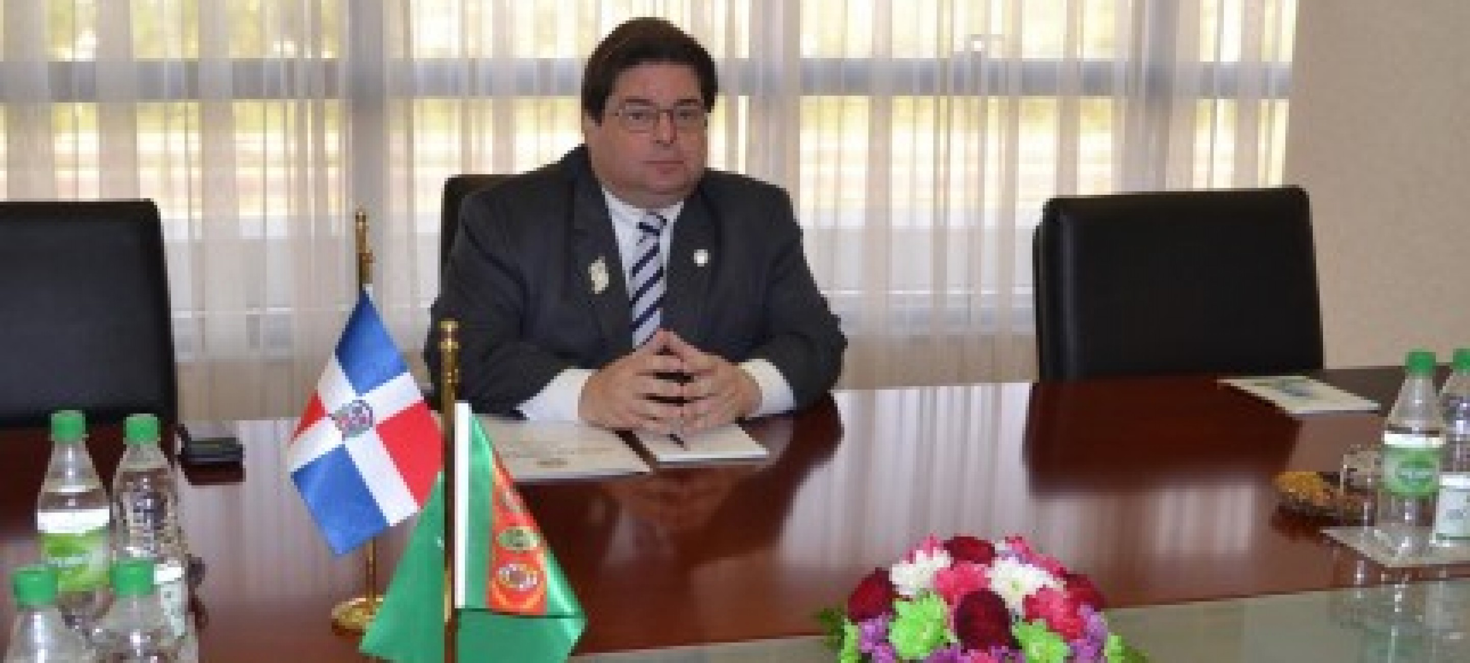 TURKMENISTAN AND THE DOMINICAN REPUBLIC DISCUSSED ISSUES OF THE DEVELOPMENT OF BILATERAL COOPERATION